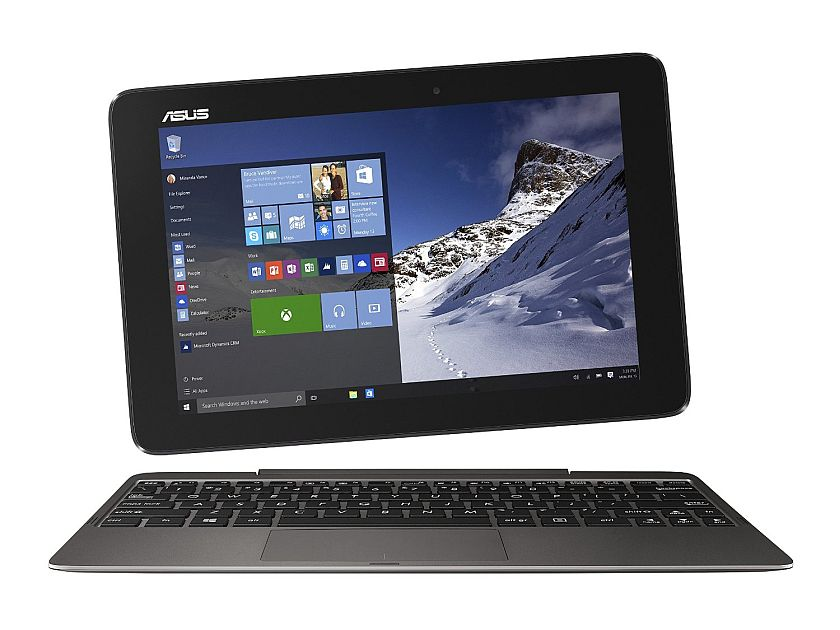 ASUS Transformer Book T100HA-C4-GR 10.1-inch 2 in 1 Touchscreen Laptop