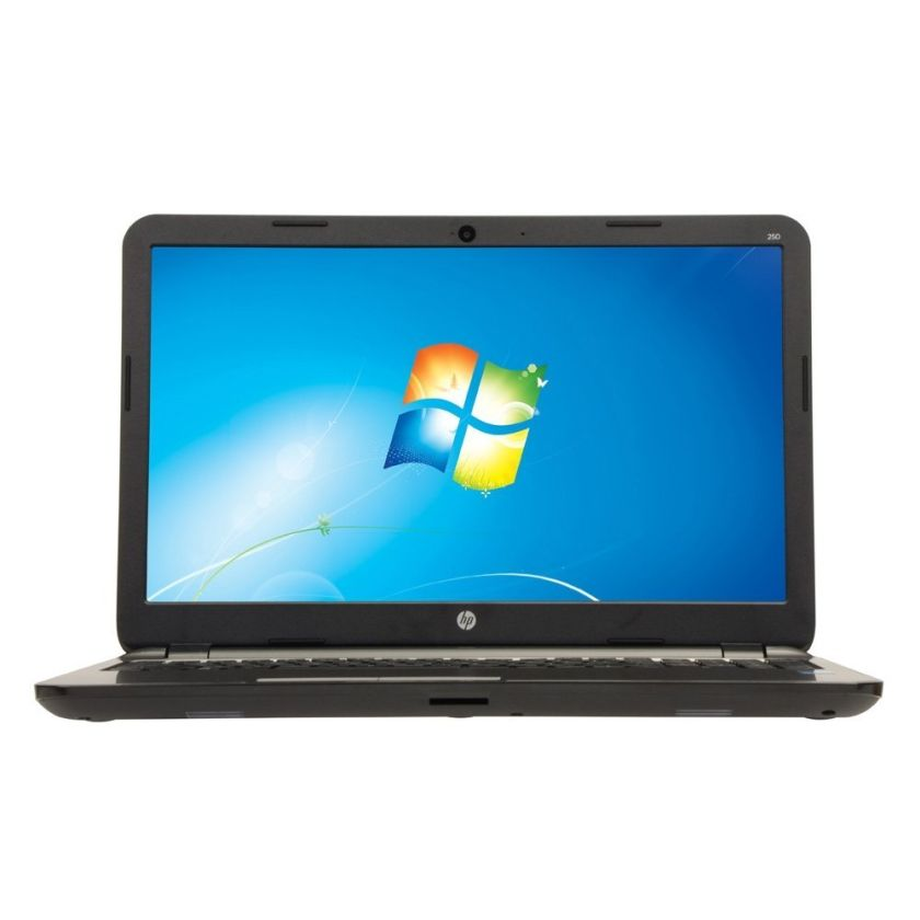 "2015 New HP Business Class 15.6"" Anti-Glare Laptop (Windows 7 Professional 64-bit, Intel Gen 4 i3-4005U Processor, 4GB DDR3 RAM, 500GB HDD, DVD Drive, Bluetooth, USB 3.0, Webcam, HDMI, LAN and WiFi)"