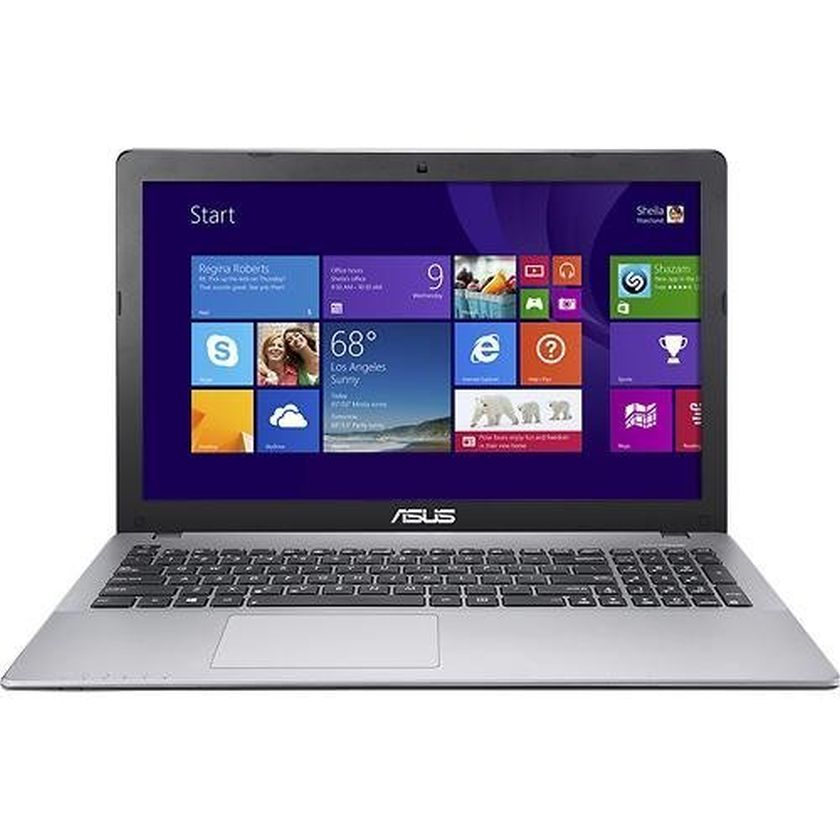"Asus - X555LA-SI50203H 15.6"" Laptop / Intel Core i5-4210U d/ 6GB Memory / 1TB Hard Drive DVD/CD RW / HD Webcam / Windows 8.1 64-bit (Matte Black)"