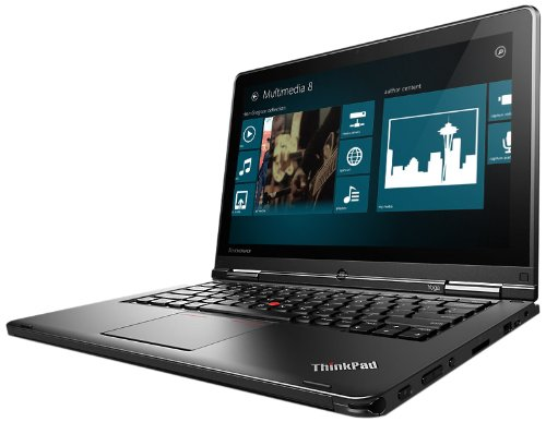 Lenovo ThinkPad Yoga 12.5-Inch Convertible 2 in 1 Touchscreen Ultrabook (20CD00B1US)
