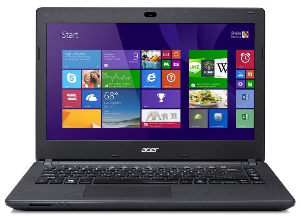 Acer Aspire E 14 ES1-411-C1P2 14-Inch Laptop (Diamond Black)