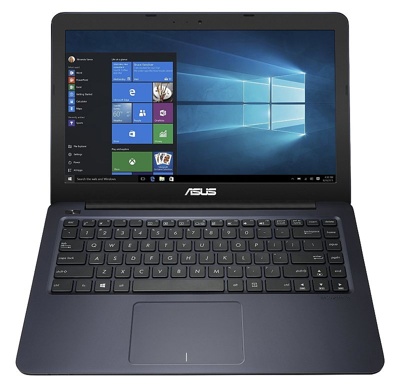 ASUS E402MA 14 Inch, Intel Dual Core, 2GB, 32GB Laptop, Windows 10 (64bit), Dark Blue