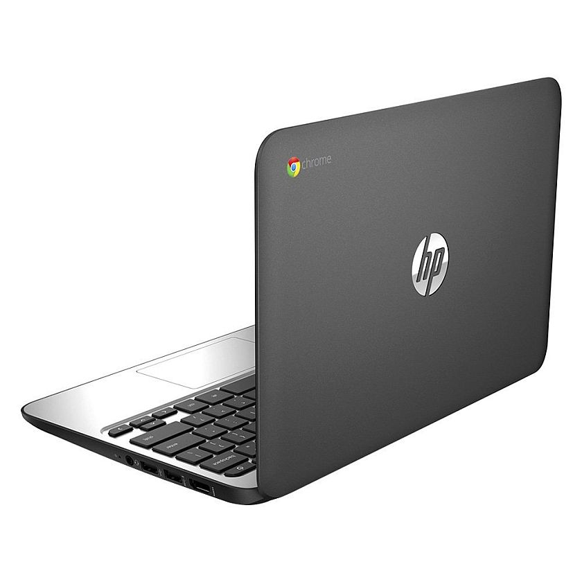 HP 11.6-Inch Chromebook (Dual-Core Celeron N2840 2.16 GHz Processor, 2GB RAM, 16 GB SSD, Chrome OS)