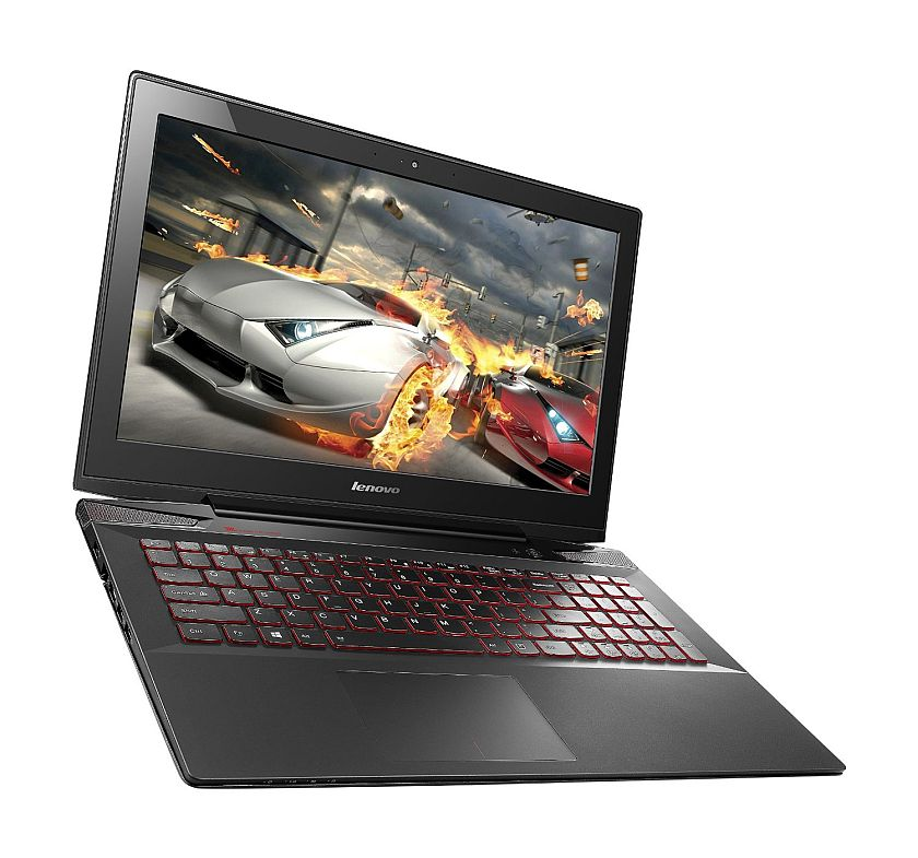 Lenovo Y50 15.6-Inch Gaming Laptop (Core i7, 16 GB RAM, 1 TB HDD + 8 GB SSD, Windows 10) 59445075