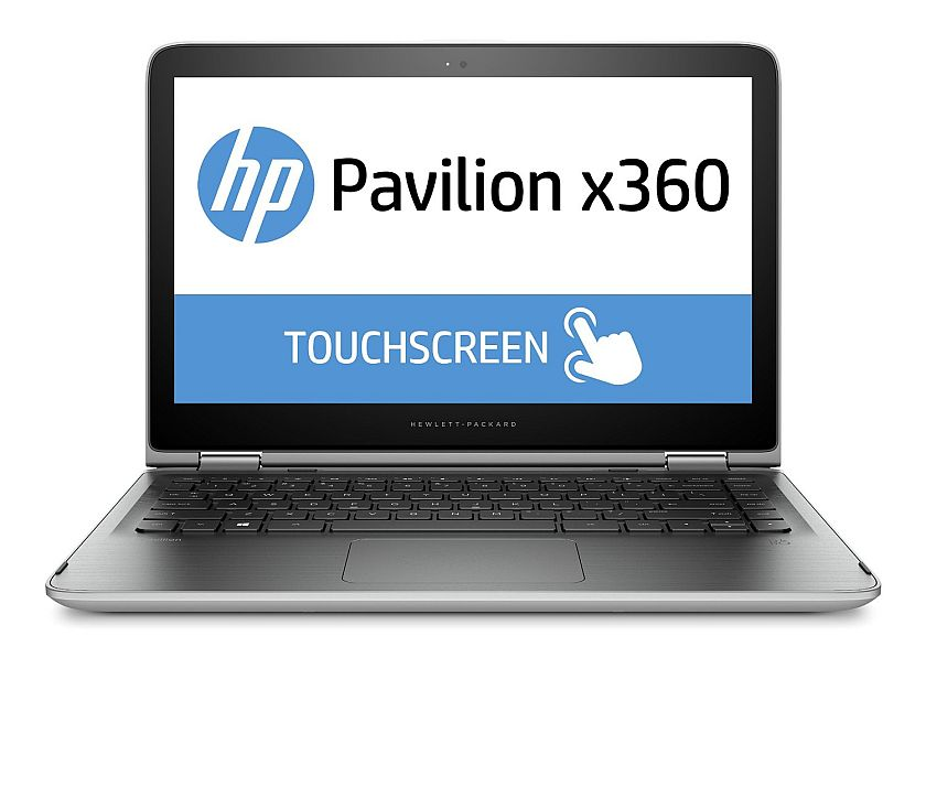 HP Pavilion 13-s120nr 13.3-Inch Convertible Laptop (Intel Core i3, 4 GB RAM, 500 GB HDD)