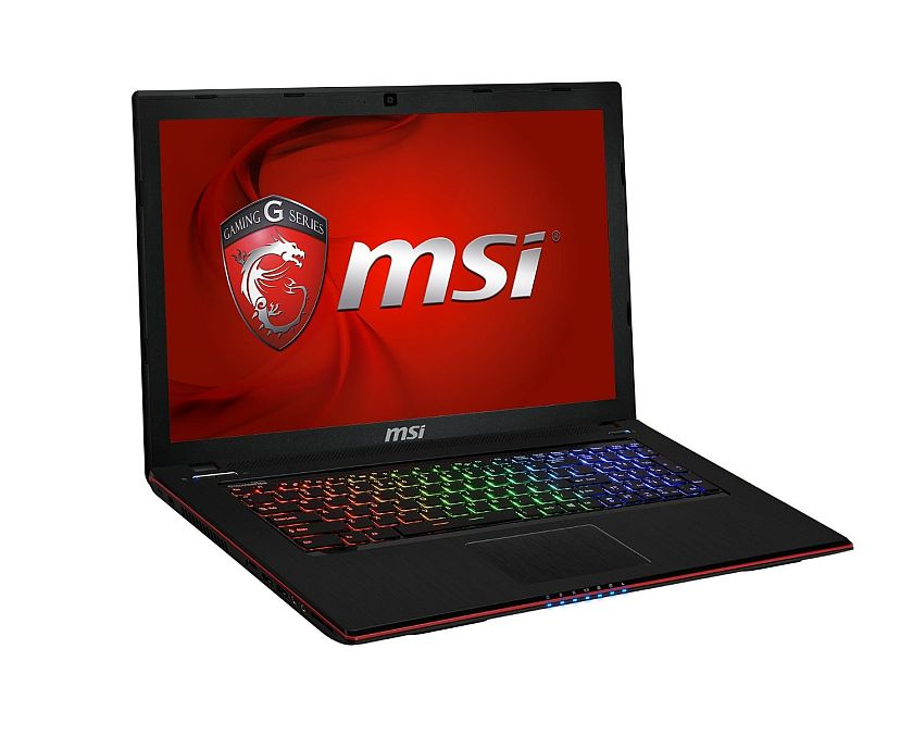 MSI GE Series GE70 Apache Pro-681 17.3-Inch Gaming Laptop (Aluminum Black)
