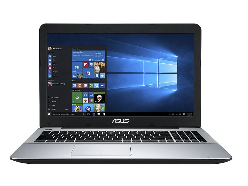 ASUS F555LA-EH51 15.6 Inch, Intel Core i5, 8GB, 1TB HDD Laptop, Windows 10 (64bit)