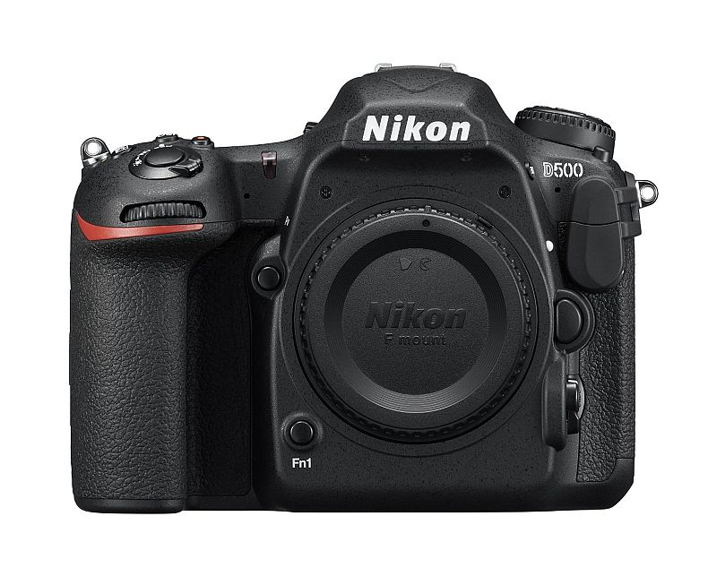 Nikon D500 DX-Format Digital SLR (Body Only)
