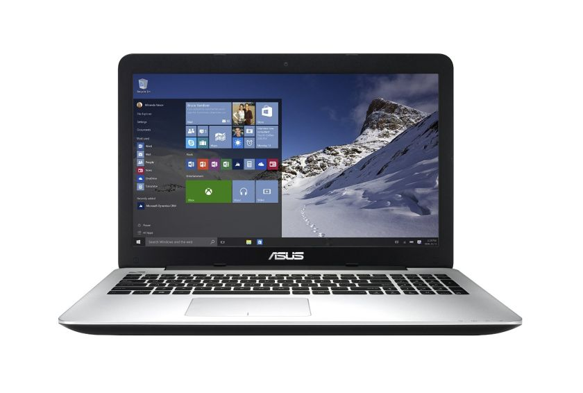 ASUS F555LA-AB31 15.6-inch Full-HD Laptop (Core i3, 4GB RAM, 500GB HDD) with Windows 10