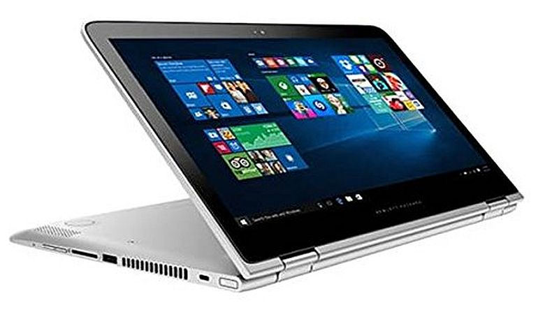 "Newest HP X360 Convertible 2-in-1 Touchscreen Laptop (13.3"" HD WLED IPS Display, Intel Skylate i5-6200U Processor up to 2.8GHz, 8GB RAM, 1TB HDD, B&O Audio, Wireless AC, Bluetooth, HDMI, Windows 10)"