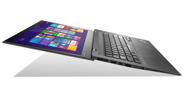 Lenovo X1 Carbon 14-Inch Touchscreen Ultrabook (20A7006RUS) Black