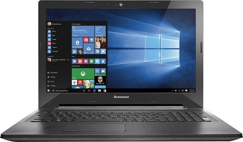 "Lenovo - G50 15.6"" Laptop - Intel Core i3 - 4GB Memory - 1TB Hard Drive - Black G50 80L000ALUS"