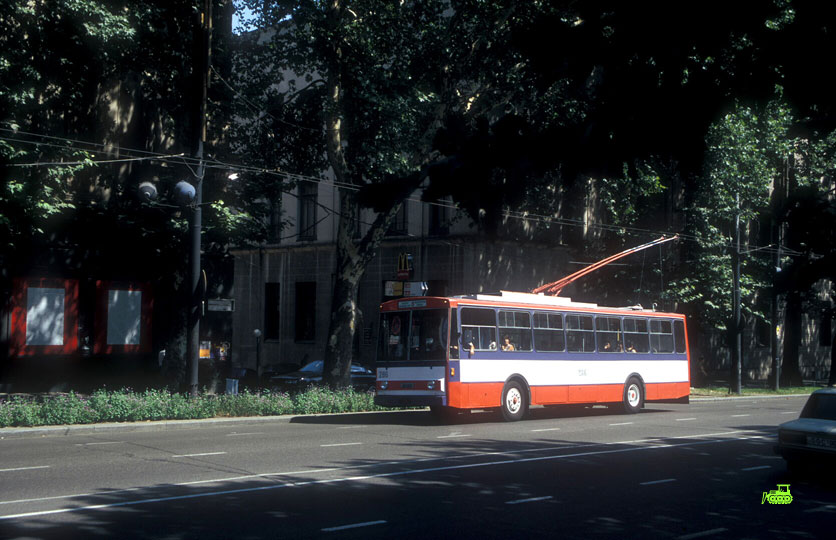 Tbilisi Trolley