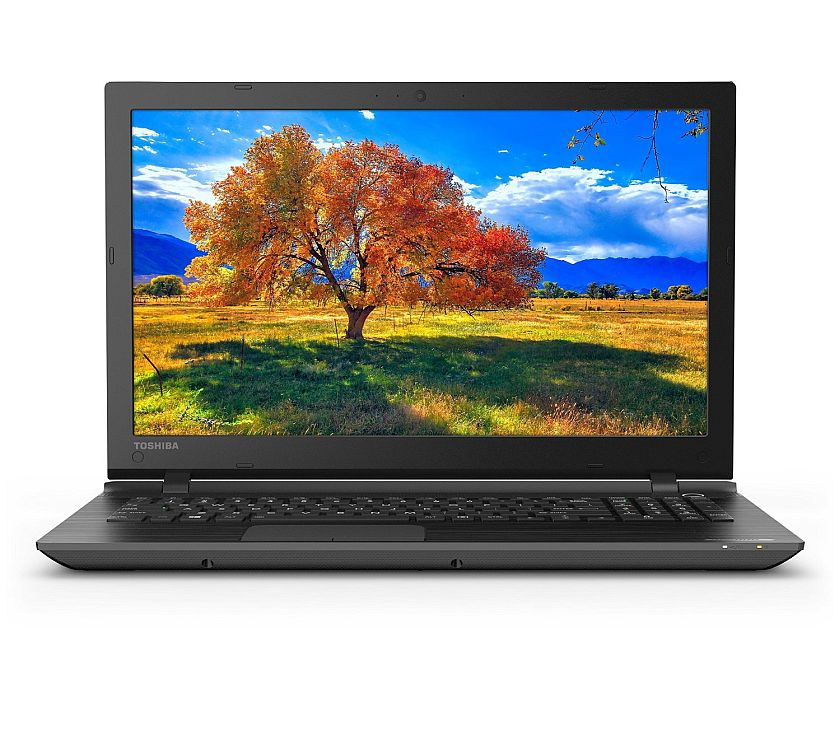 Toshiba Satellite C55-C5241 15.6 Inch Laptop (Intel Core i5, 8 GB, 1TB HDD, Black)