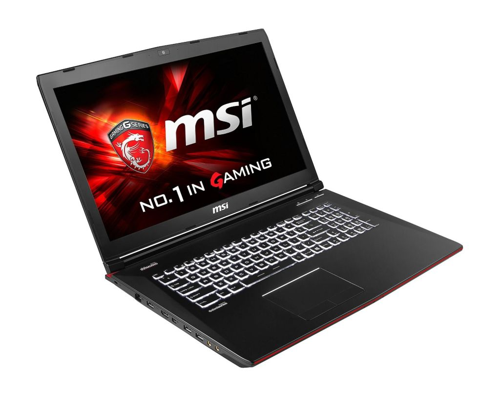MSI GE72 APACHE-264 17.3-Inch Gaming Laptop