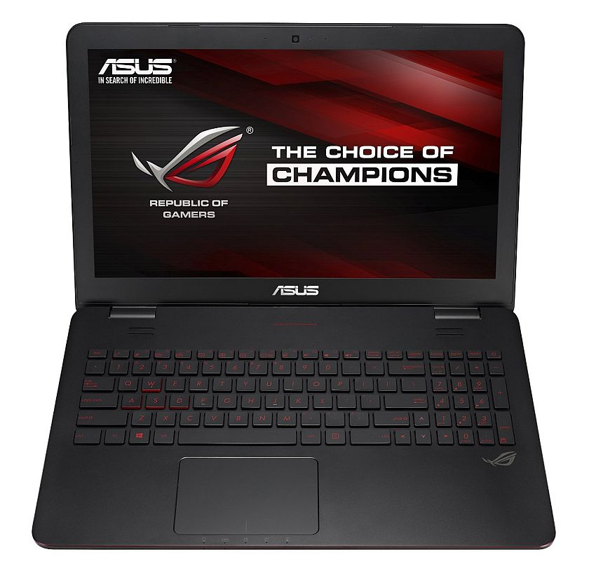 ASUS GL551JW 15-Inch Gaming Laptop [2014]