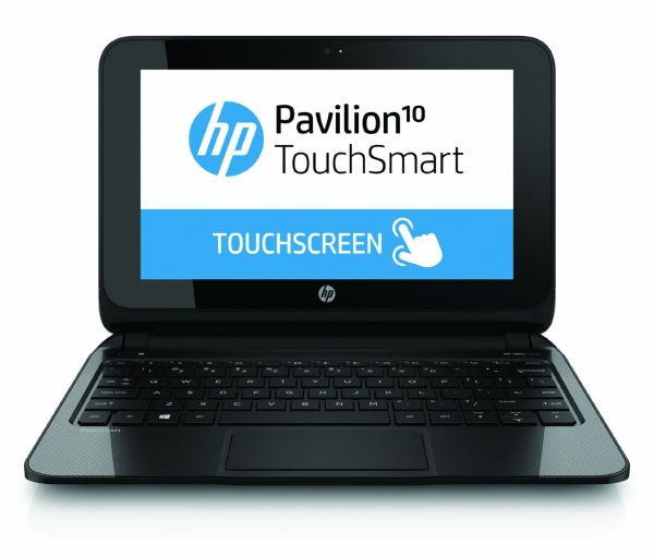 HP Pavilion 10-e010nr TouchSmart Notebook PC