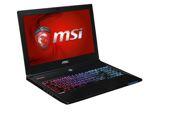 MSI Computer GS60 GHOST PRO-044;9S7-16H512-044 15.6-Inch Laptop