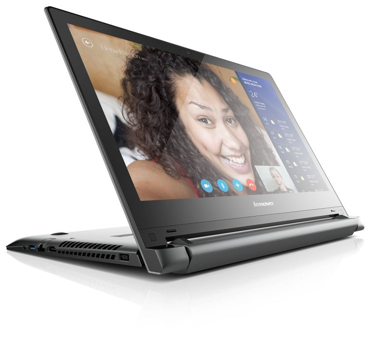 Lenovo Flex 2 14 14.0-Inch Touchscreen Convertible Laptop (Core i5, 4GB, 500 GB) (59435728) Black