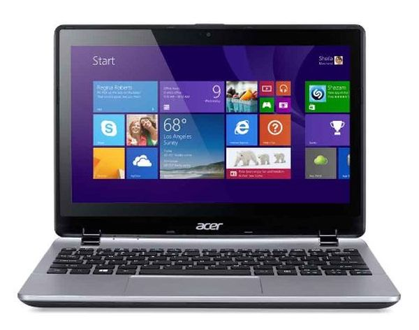 Acer Aspire V3-111P-C9Z3 11.6-Inch Touchscreen Laptop (Cool Silver)