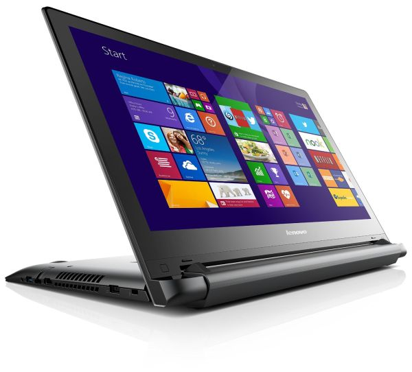 Lenovo Flex 2 15.6-Inch Touchscreen Laptop (59418262) Black