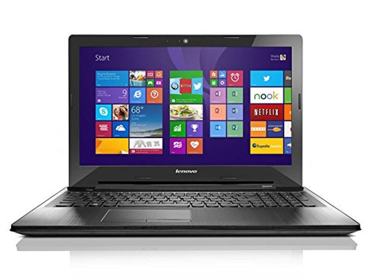 Lenovo Z50 15.6-Inch Laptop (80EC000TUS) Black