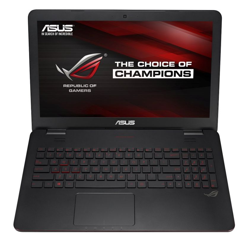 ASUS ROG GL551JW-DS71 15.6-Inch FHD Gaming Laptop, NVIDIA GeForce GTX 960M Discrete Graphics - Free Upgrade to Windows 10