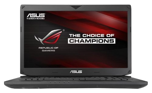 ASUS ROG G750JM-DS71 17.3-inch Gaming Laptop, GeForce GTX 860M Graphics