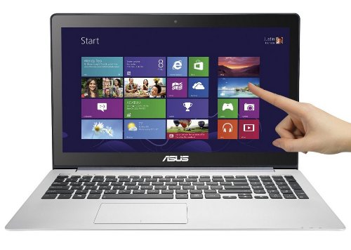 ASUS Vivobook V551LB-DB71T 15.6-Inch HD Touchscreen Core i7 Laptop (GT 740M, 1TB HDD, 8GB RAM)