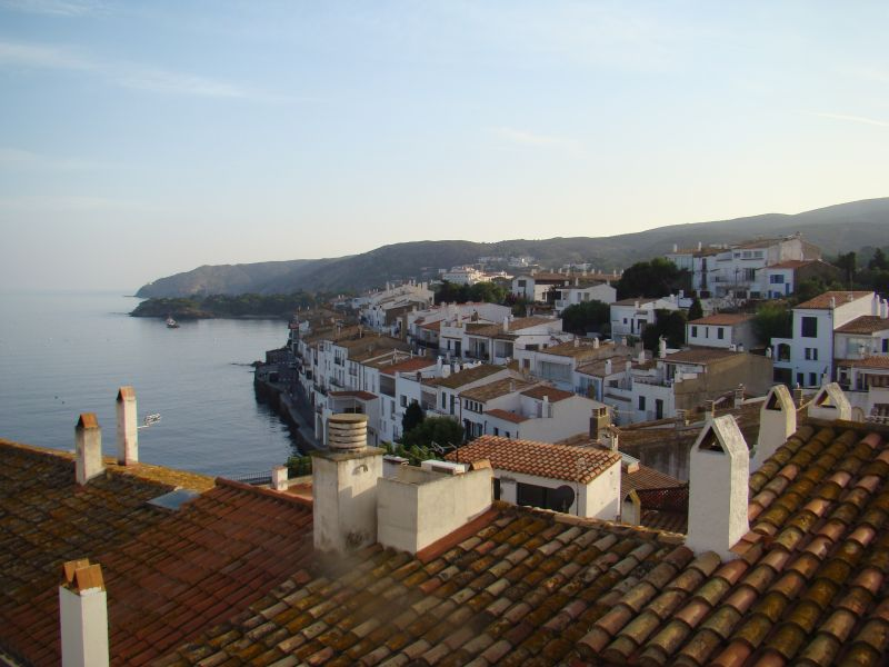 View from Cadaques cathedral