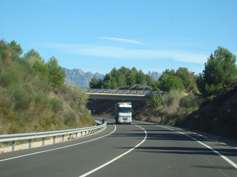 Road to Andorra