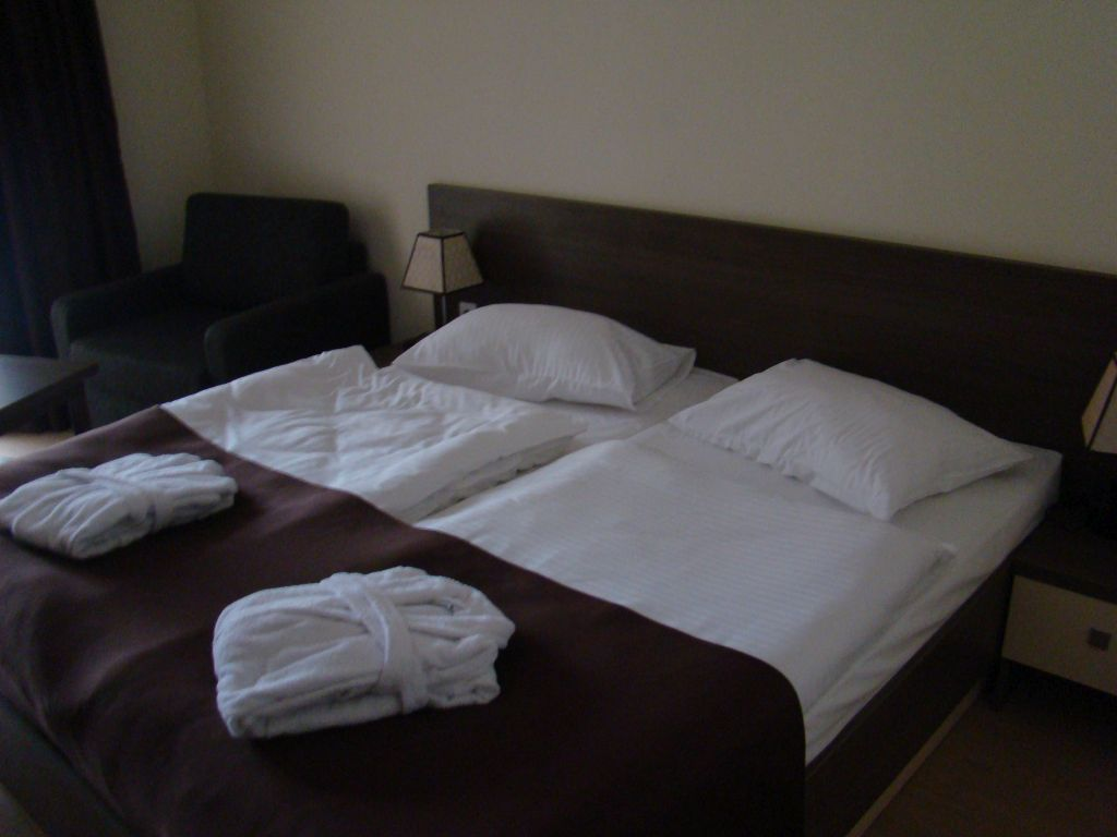 Bedroom at Hotel Rabath
