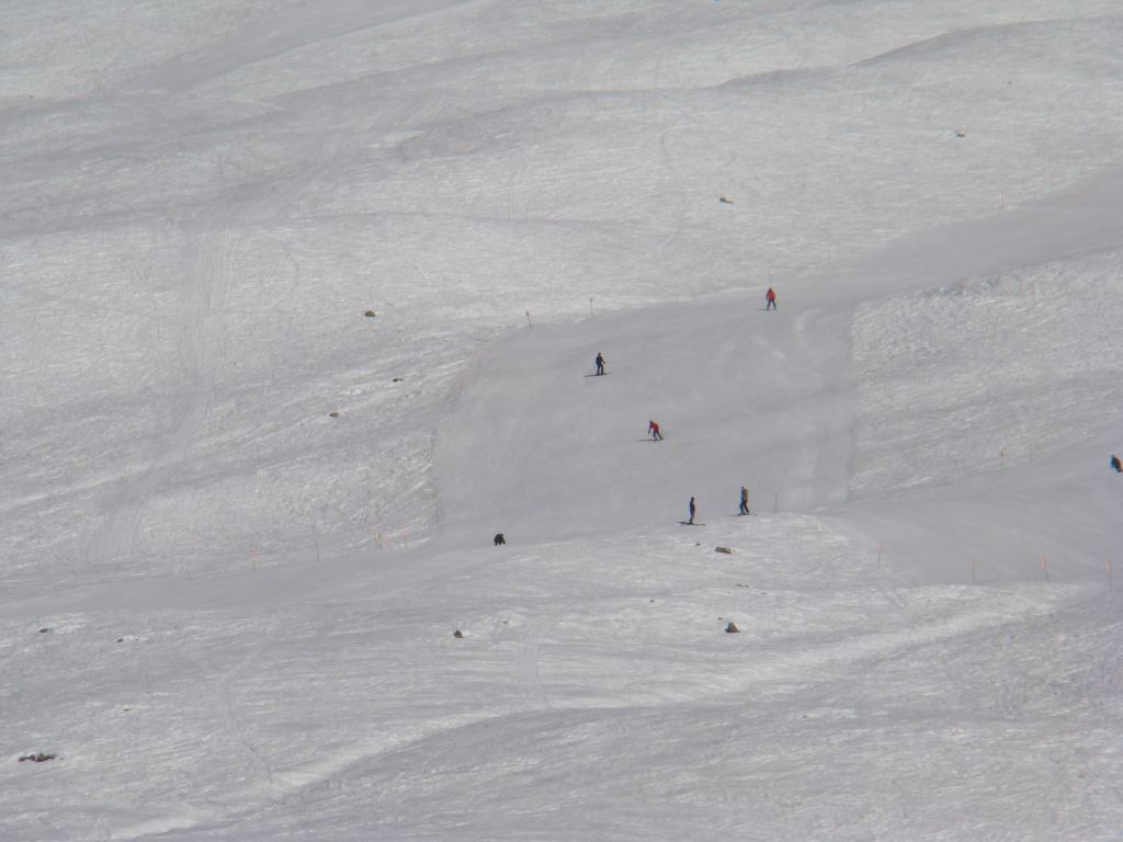 Gudauri skiing slopes