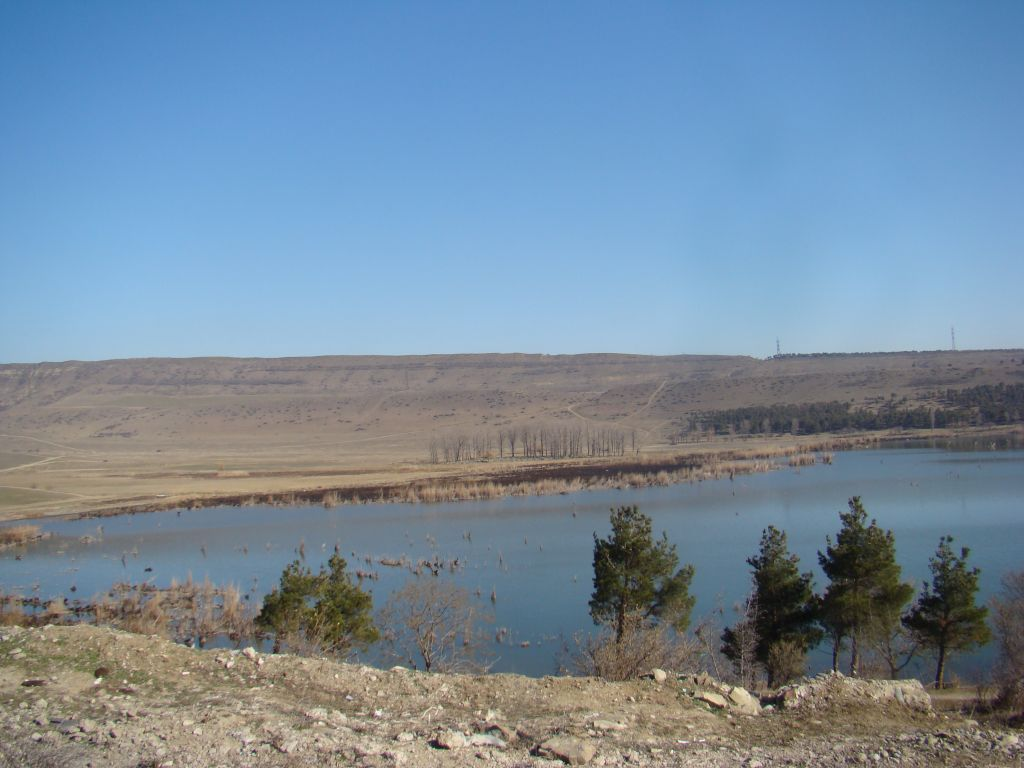 View to Lisi Lake