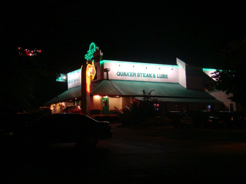 Quaker Steak and Lube in Knoxville