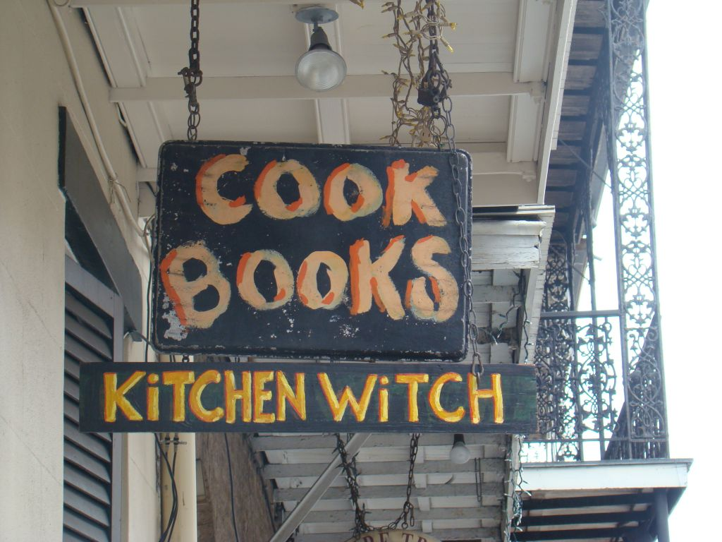 Cook Books: Kitchen Witch in New Orleans