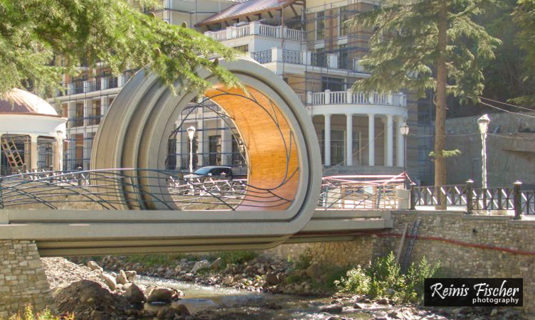 Bridge in Borjomi