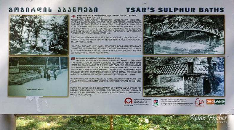 Tsar's Sulphur Baths