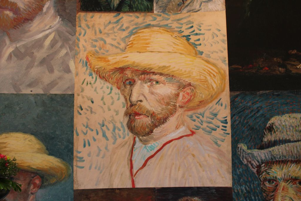 Vincent Van Gogh room