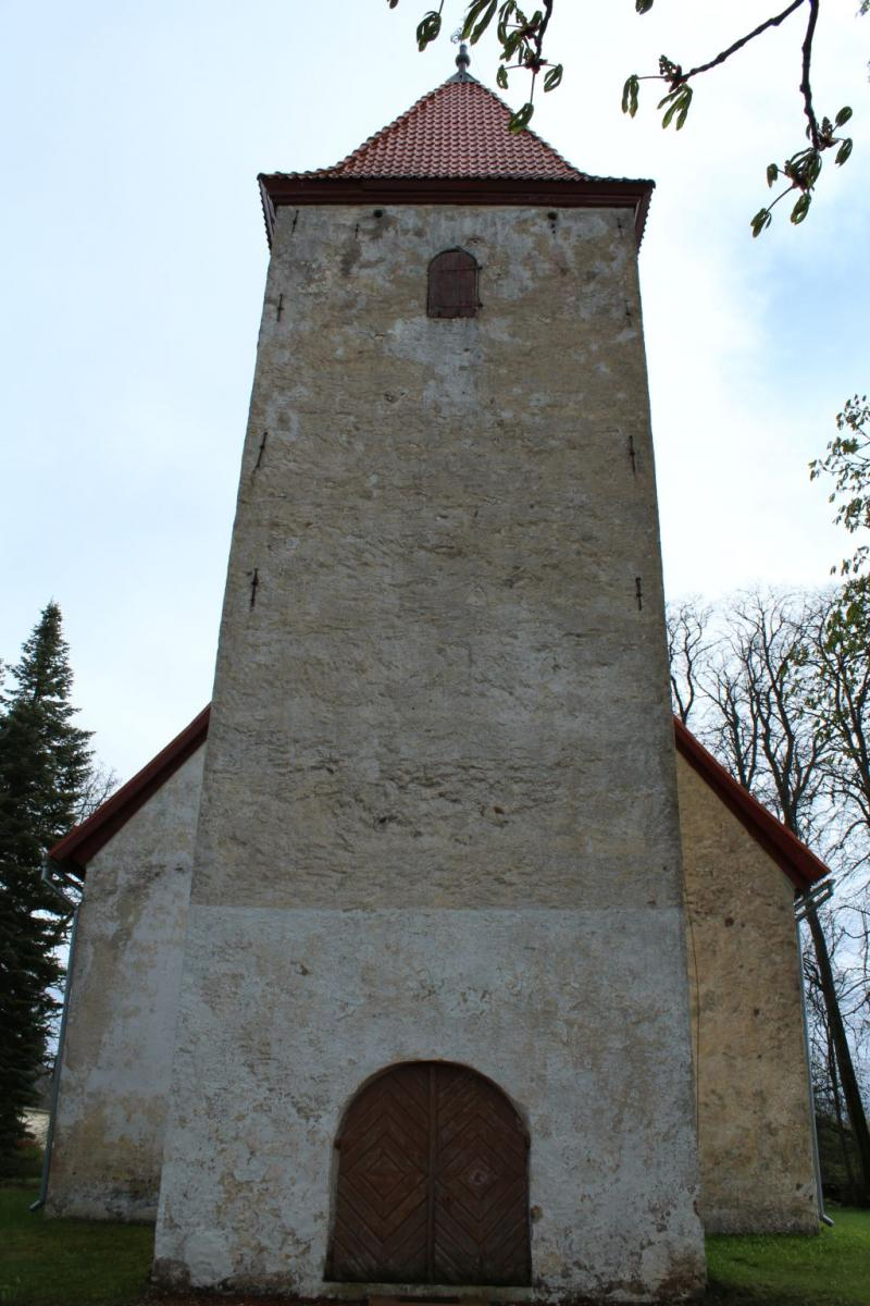 Valtaiķi church