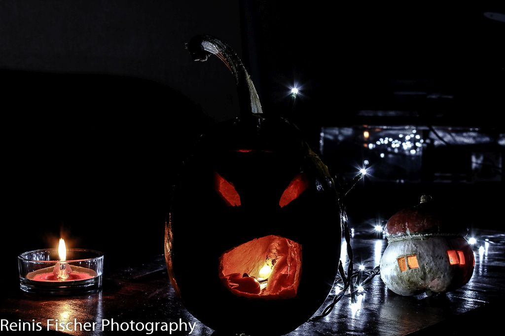 Halloween pumpkin photography 2015