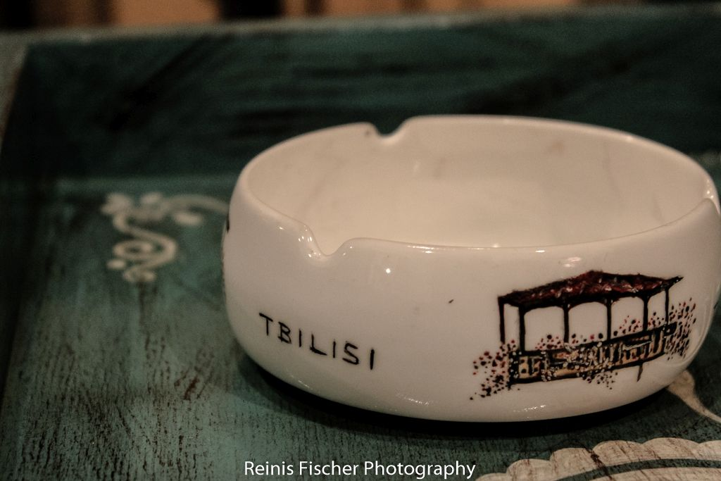 Ashtray Tbilisi