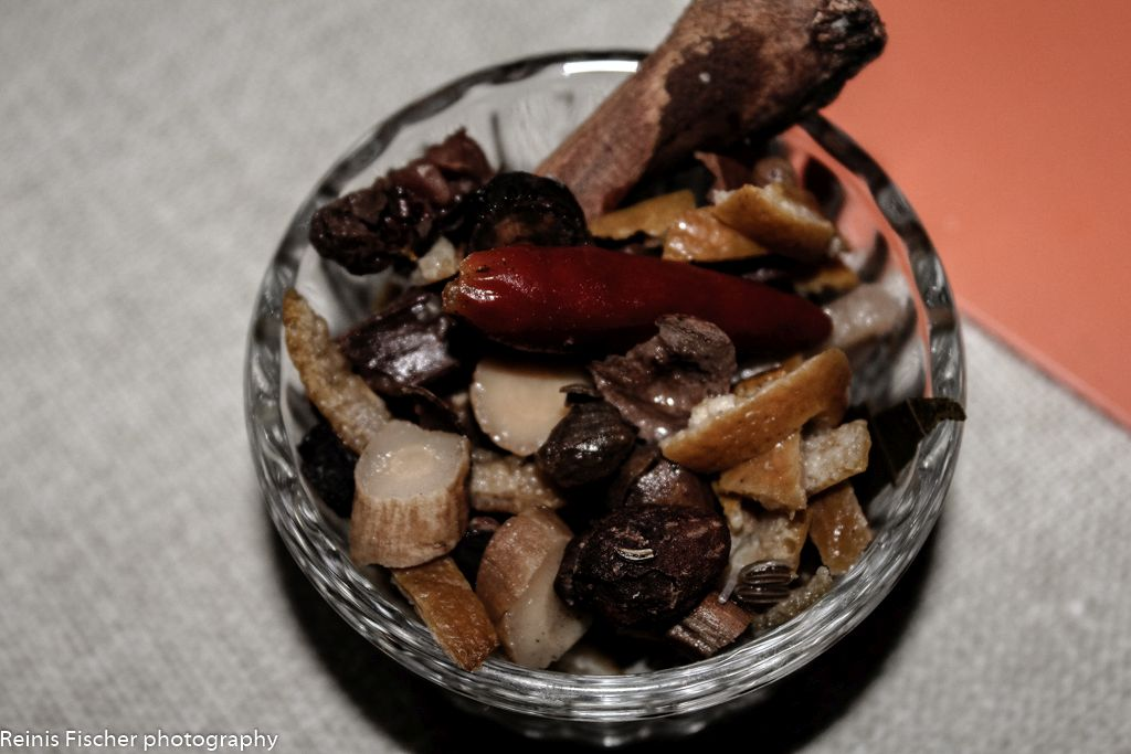 Different spices for Asian Cuisine