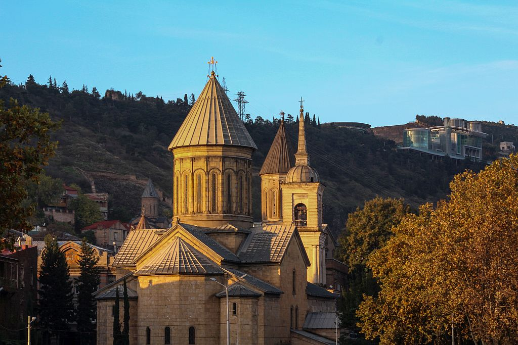 Sioni church in Tbilisi