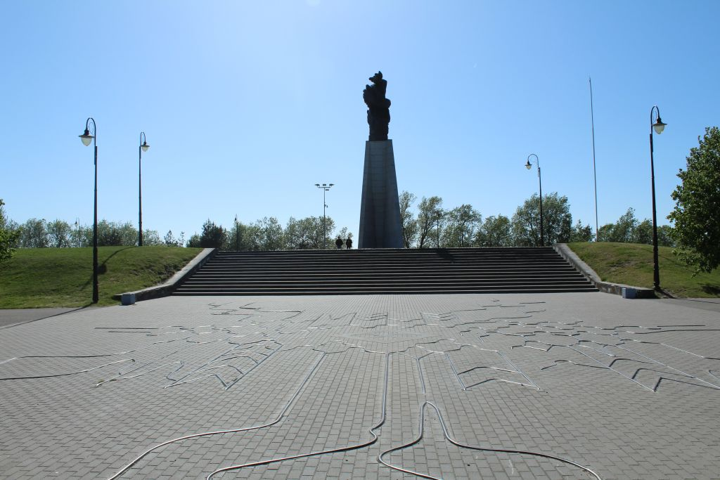 Monument to the sailors and fishermen perished in the sea