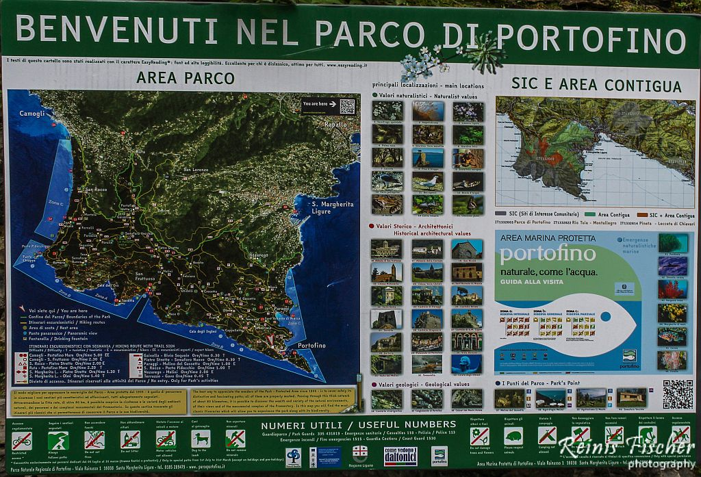 National Park of Portafino