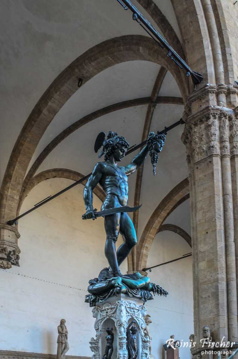 Renaissance sculptures in Florence