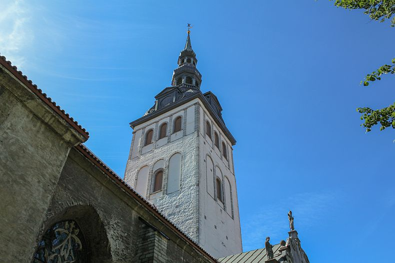 St. Nicholas' Church in Tallinn