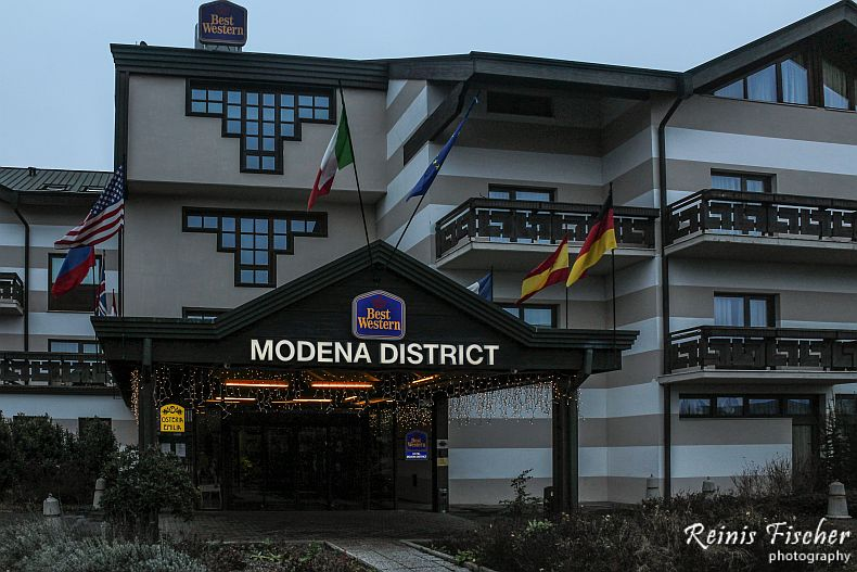 Best Western Modena District hotel in Italy