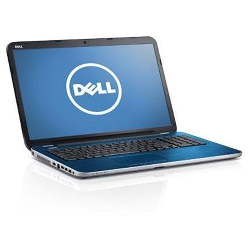 "Inspiron M731R 17.3"" HD+ Notebook Computer, AMD Quad-Core A8-5545M 1.7GHz, 8GB RAM, 1TB HDD, Windows 8.1, Indigo Blue"